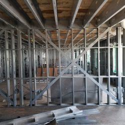 steel architectural framing