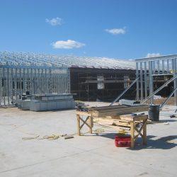 prefabricated light gauge metal stud trusses