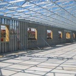 prefabricated light gauge metal trusses