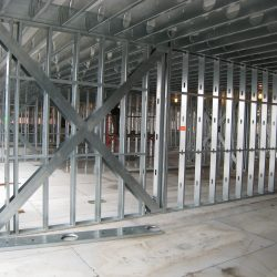 prefabricated light gauge steel wall panels