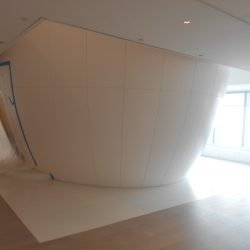 soros modern egg shaped office