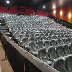 regal cinemas new movie theater built with duraframe