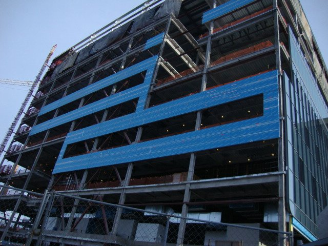 prefabricated light gauge steel wall panels for kaleida health
