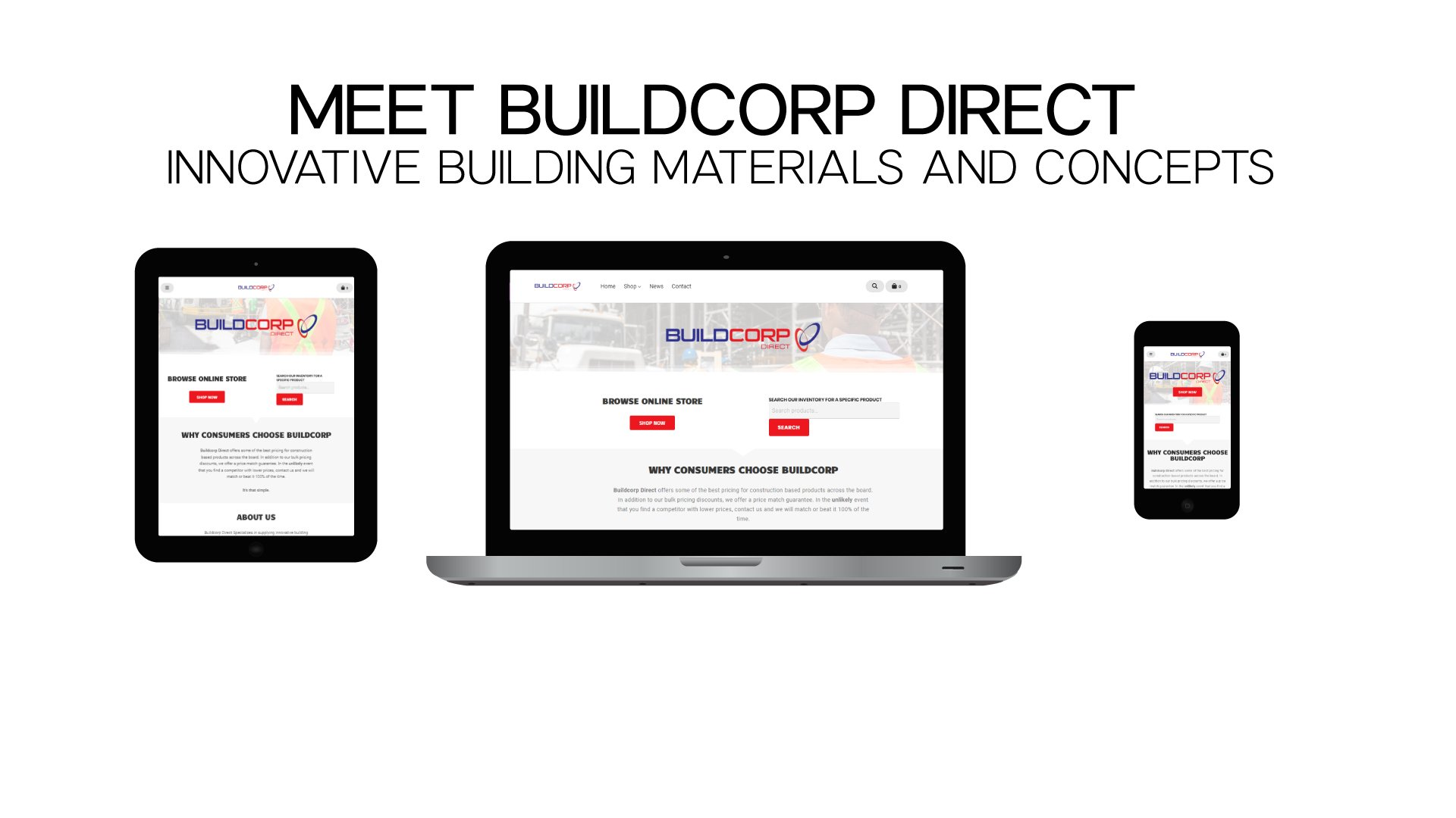 shop buildcorp direct building materials and tools