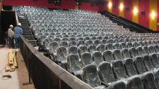 regal cinemas new movie theater built with duraframe